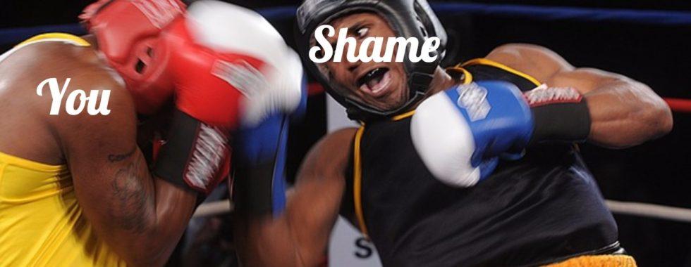 ultimate boxer shame
