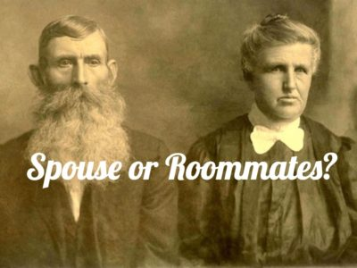 Spouse Become Roommates