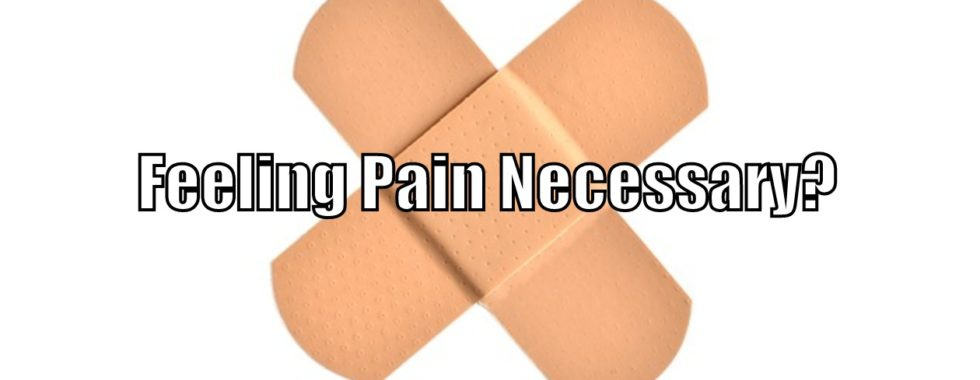feeling pain from addiction
