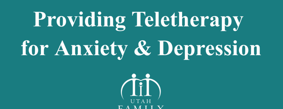 teletherapy anxiety and depression
