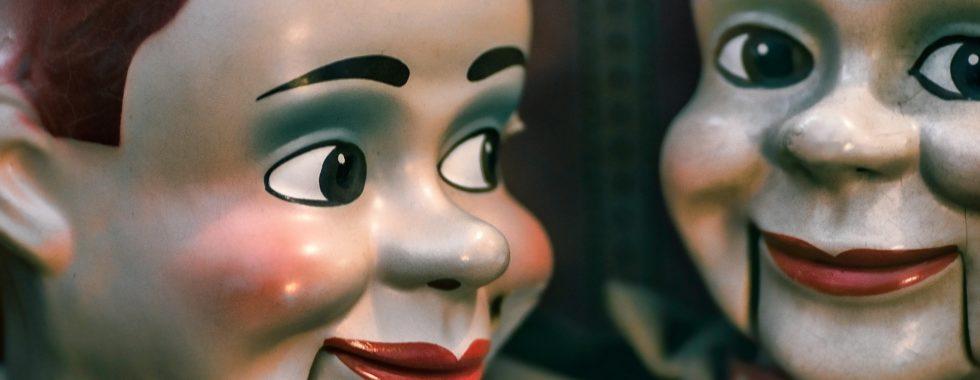 pornography puppet