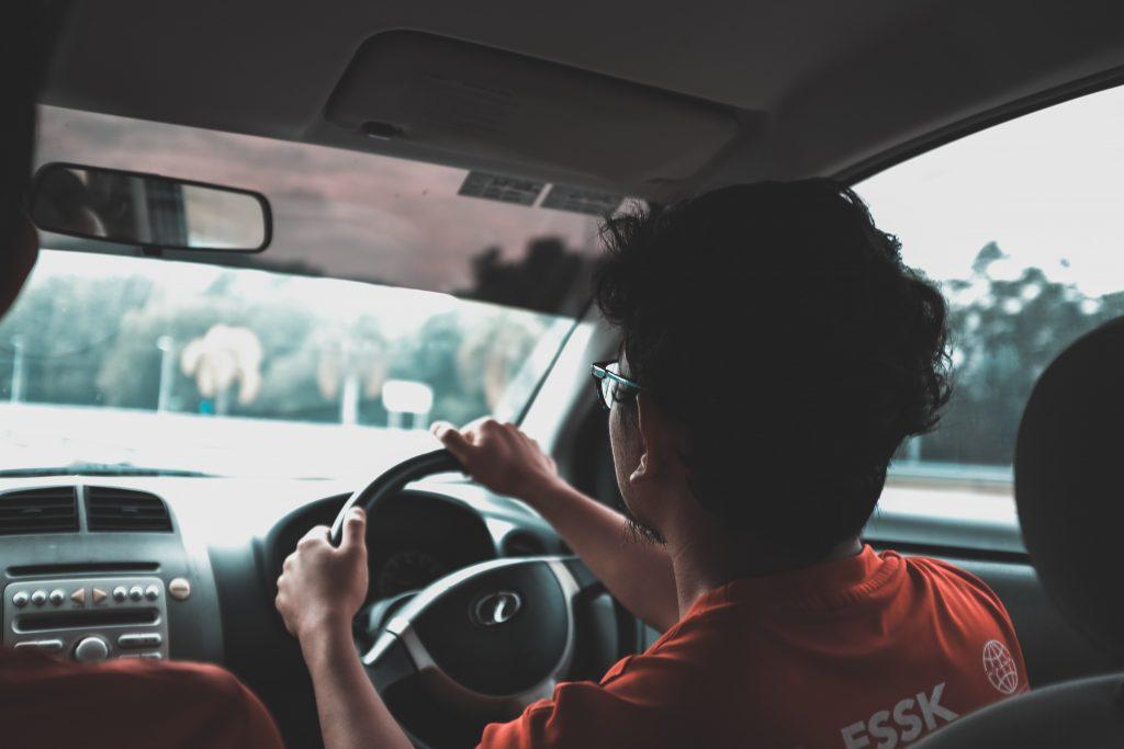Driving car analogy